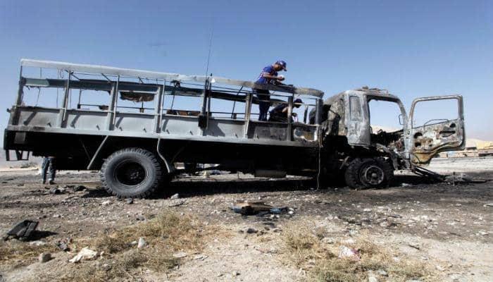 பாகிஸ்தான் குண்டுவெடிப்பு தாக்குதலில் 6 பேர் பலி!