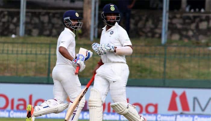 Ind Vs SL: இந்தியா 49 ரன்கள் முன்னிலை!