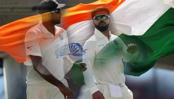 #IndVsSL 2வது டெஸ்ட்: இந்தியா இன்னிங்ஸ் வெற்றி!!