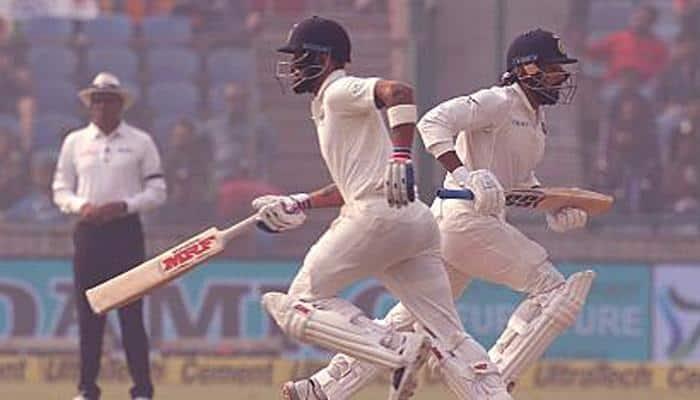 Ind Vs SL: கோலி மற்றும் விஜய்-ன் சதத்தால் இந்தியா முன்னிலை!
