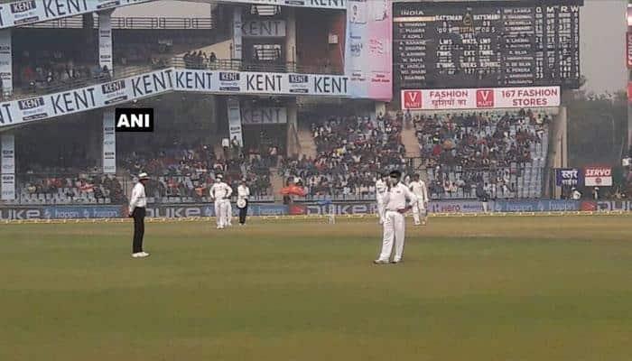 Ind Vs SL: 'மாஸ்க்' அணிந்து விளையாடிய இலங்கை வீரர்கள்