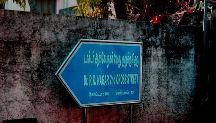 முடிந்தது வேட்புமனு தாக்கல்! ஆர்.கே.நகர் ரேசில் யார் யார்?