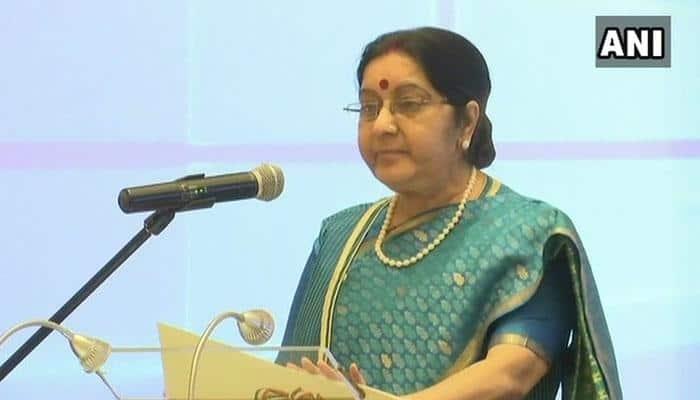 சுஷ்மா ஸ்வராஜ்: இருதரப்பு உறவுகளை வலுப்படுத்த இந்தோனேஷியா உறுதி!!