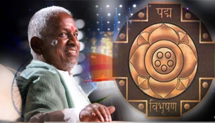 இசைஞானி இளையராஜாவுக்கு பத்மவிபூஷண் விருது!!