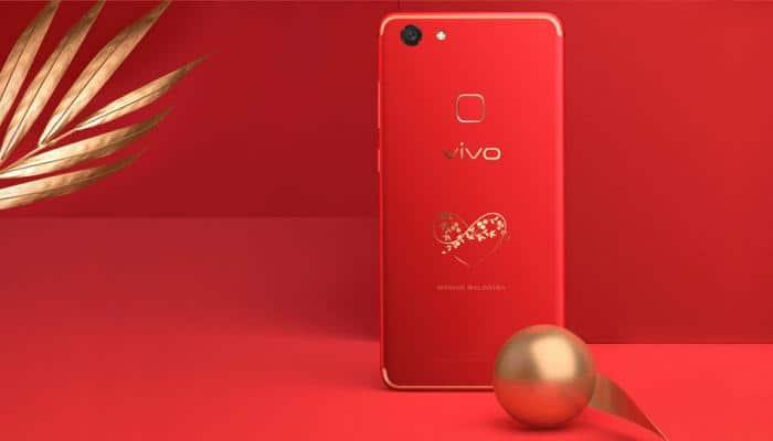 காதலர் தின ஸ்பெஷல்! VIVO V7 Plus-ன் புதிய அறிமுகம்!!