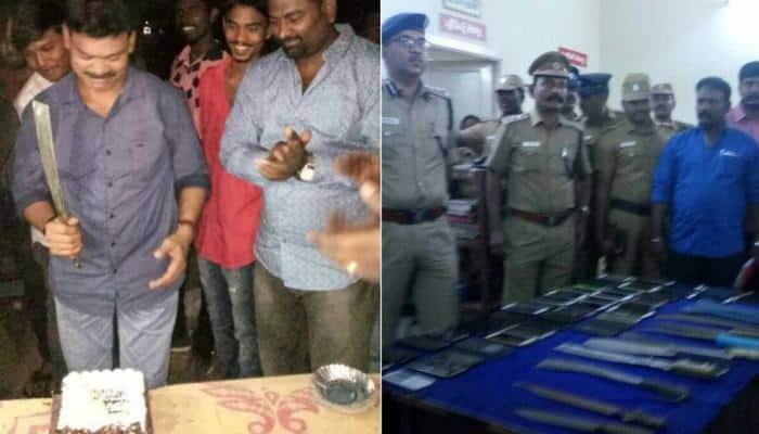 சென்னை காவல்துறைக்கு ஜாக்பாட்: பிறந்த நாள் விழாவில் 67 பேர் கைது