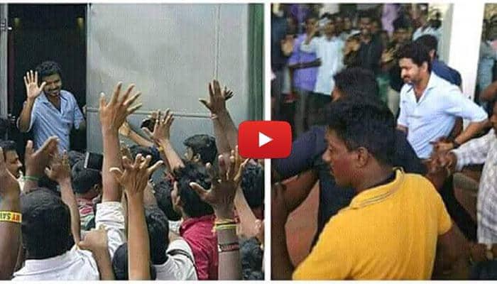 "Viral!!இணையதளத்தில் வைரலாகும் ""விஜய் 62"" :வீடியோ"