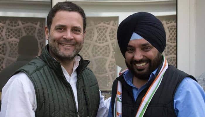 BJP-ல் இருந்து மீண்டும் Congress-ல் இணைந்தார் அரவிந்தர் சிங்!