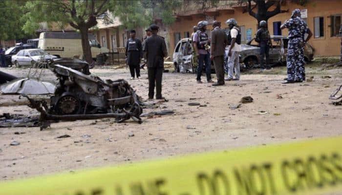 நைஜீரியா தற்கொலை படை தாக்குதலில் 22 பேர் பலி!
