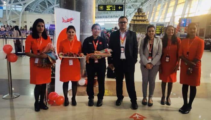 சென்னை - பெங்களூரு தடத்தில் மீண்டும் AirAsia சேவை துவக்கம்!