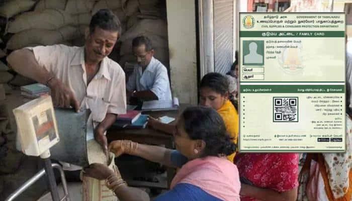 நாளைக்கு ரேஷன் பொருட்கள் வாங்க..ஸ்மார்ட் கார்டுடன் வாங்க..!