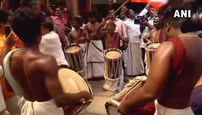 Video: திரிபுரா வெற்றியை கொண்டாடும் பாஜக தொண்டர்கள்!