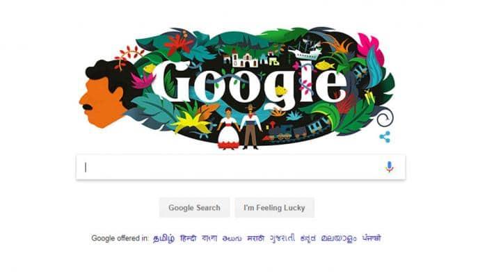 இன்றைய Google Doodle-ல் இருப்பவர் யார்? தெரிந்துக்கொள்ளுங்கள்!