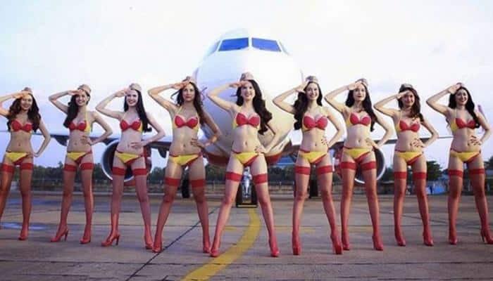 Video: விரைவில் இந்தியாவிற்கு வருகிறது 'Bikini Airline'!