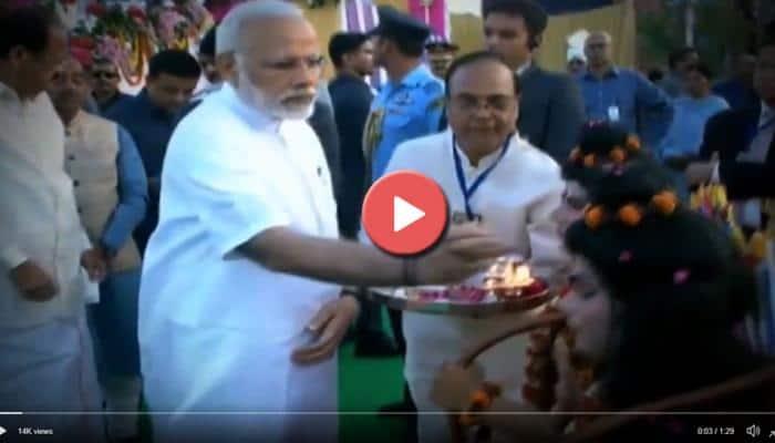ராமநவமி- 2018! வீடியோ வெளியிட்டு பிரதமர் மோடி வாழ்த்து!
