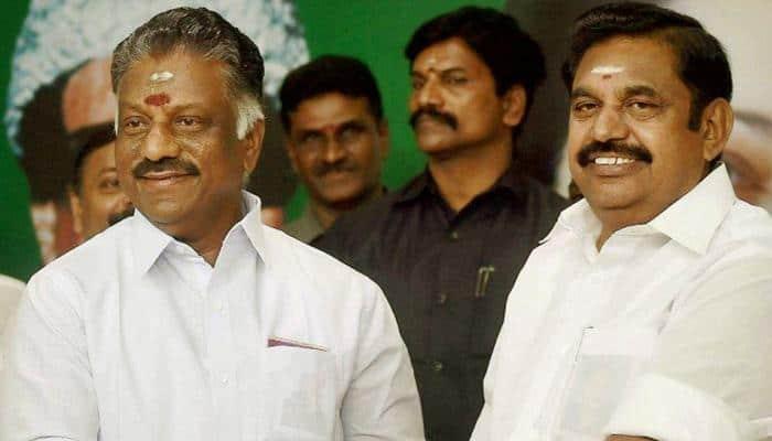 #CauveryIssue: ஆ.தி.மு.க சார்பில் உண்ணாவிரத போராட்டம் துவக்கம்!