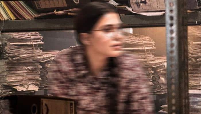 நடிகையர் திலகம்: வெளியானது சமந்தா-ன் ஃபஸ்ட் லுக்!