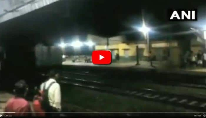 Video: Engine இன்றி பயணித்த ரயில், உயிர் பயத்தில் மக்கள்!