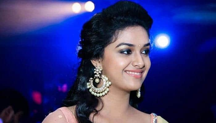 எனக்கு டப்பிங் பேசியது பானுப்பிரியா இல்லை: கீர்த்தி சுரேஷ்!!