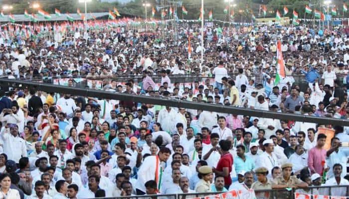 #Karnataka: காங்கிரஸின் இறுதி வேட்பாளர் பட்டியல் வெளியானது!