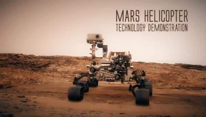 Mars-ல் ஹெலிகாப்டர்? NASA-ன் புதிய முயற்ச்சி