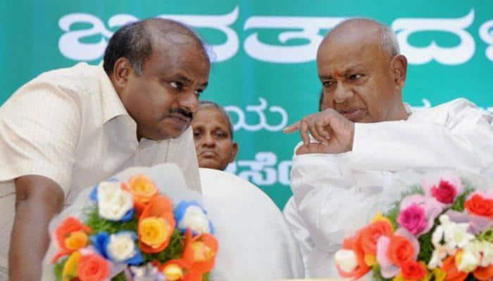 கர்நாடக: ம.ஜ.த கட்சியின் சட்டமன்ற தலைவரானார் குமாரசாமி!