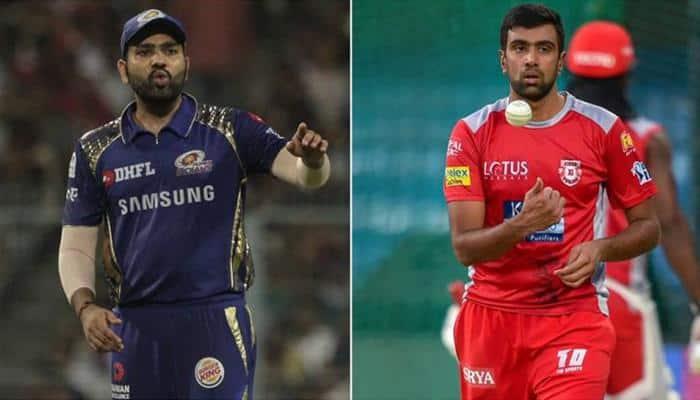 IPL 2018: டாஸ் வென்ற பஞ்சாப் அணி முதலில் பந்து வீச்சை தேர்வு