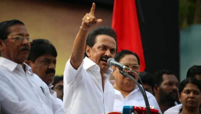 #Cauvery: திமுகவின் அனைத்துக் கட்சி கூட்டம்: வைகோ, திருமாவளவன் பங்கேற்பு!