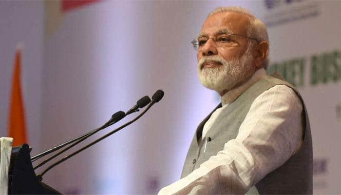 டிஜிட்டல் புரட்சியை நோக்கி இந்தியா செல்கிறது - மோடி!