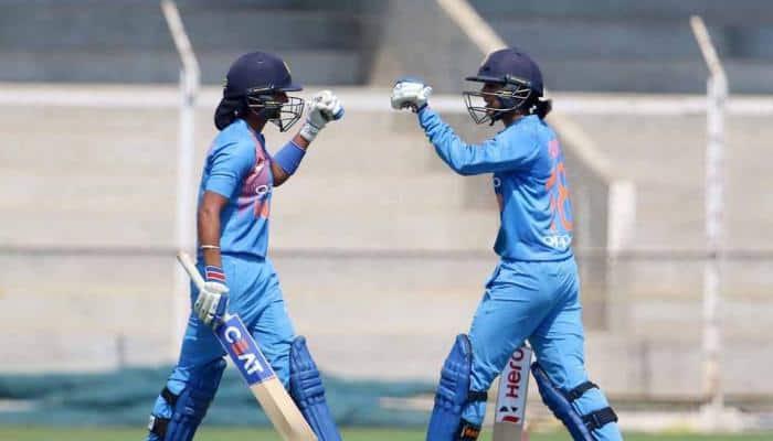 ஆசிய கோப்பை டி-20: பாகிஸ்தானை வீழ்த்திய இந்திய மகளிர் அணி