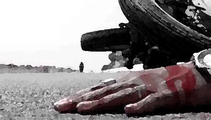 கல்லூரி பேருந்து விபத்தில் பேராசிரியர் உட்பட 6 பேர் பலி