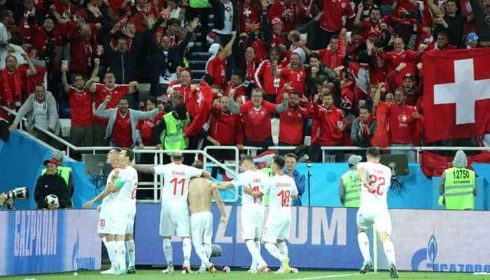 FIFA_2018: 2-1 கோல் கணக்கில் செர்பியாவை வென்ற ஸ்விட்சர்லாந்து!!