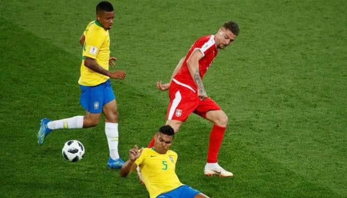 FIFA 2018: 0-2 என்ற கோல் கணக்கில் செர்பியாவை வீழ்த்தி பிரேசில்!