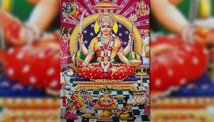 மங்களம் தரும் சந்தோஷிமாதா விரதம்! விவரம் உள்ளே!