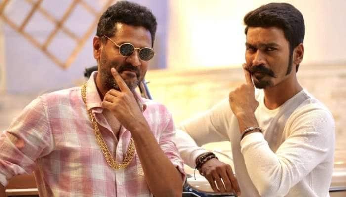 மாரி 2 திரைப்படத்தில் இணைந்தார் நடிகர் பிரபு தேவா!