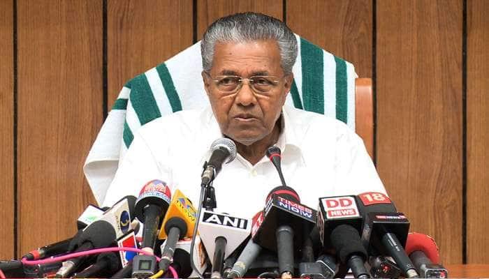 ஆக.,28 வரை கேரளாவுக்கு ரூ.738 கோடி நிதி வந்துள்ளது -கேரளா CM