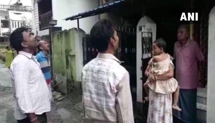 அஸ்ஸாமில் நிலநடுக்கம்:  ரிக்டர் அளவில் 5.5 ஆக பதிவு...!