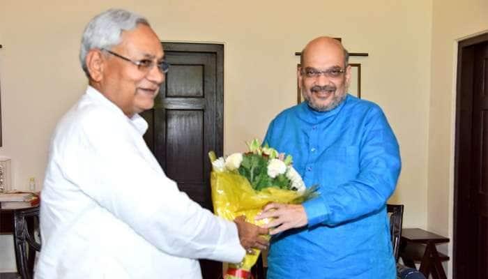 BJP-யுடன் மல்லுகட்டும் நிதிஷ் குமார்; அதிர்ச்சியில் அமித்ஷா!