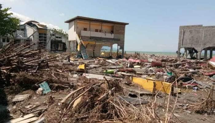 இந்தோனேசியாவில் நிலநடுக்கத்தை பயன்படுத்தி 1200 கைதிகள் தப்பி ஓட்டம்