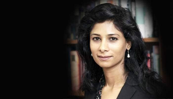 IMF  தலைமை பொருளாதார ஆலோசகர் பதவியில் 2-வது இந்தியர்!