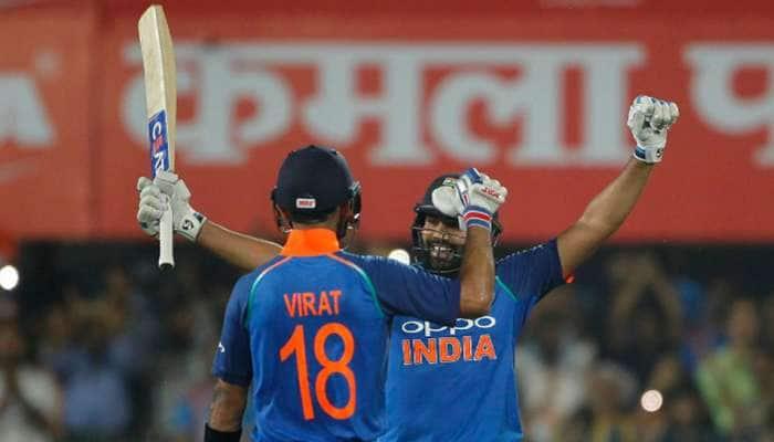 IND vs WI: கோலி, ரோகித் சரவெடி! 8 விக்கெட் வித்தியாசத்தில் இந்தியா அபார வெற்றி!!