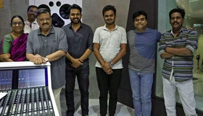 கார்த்தி நடிப்பில் உருவாகிவரும் 'தேவ்' திரைப்படத்தில் SPB!