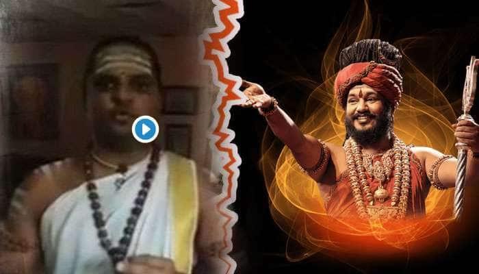 நித்யானந்தா என்னை கபளீகரம் செய்தார்: அதிர்ச்சி வீடியோ!