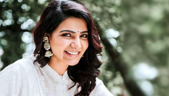 Viral: 70 வயது பாட்டியாக வலம்வரும் நடிகை சமந்தா....