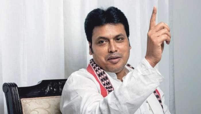அரசியல்வாதி பின்னல் திரிவதை விட்டுவிட்டு மாடு வளர்க்கலாம்: திரிபுரா CM