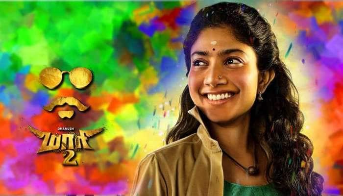 #Maari2 : 'அராத்து ஆனந்தி'-யாக களமிறங்கும் சாய் பல்லவி!