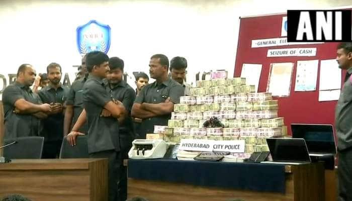 ஹைதராபாத்தில் ரூ.7.51 கோடி ஹவாலா பணம் பறிமுதல்: 4 பேர் கைது