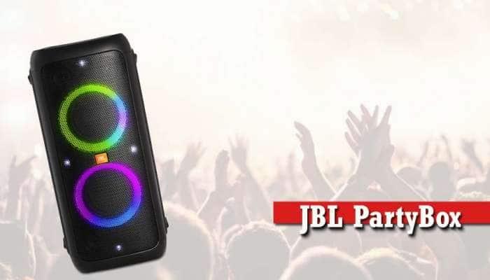 Samsung நிறுவனத்தின் JBL PartyBox speakers இந்தியாவில் அறிமுகம்!