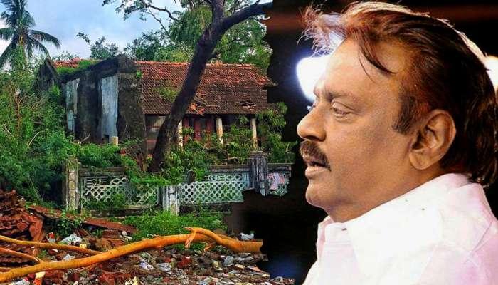 கஜா புயல்: DMDK சார்பில் ரூ.1 கோடி மதிப்பிலான நிவாரணப் பொருட்கள்!