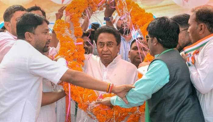 மத்திய பிரதேச மாநில முதல்வராக கமல்நாத் தேர்வு!
